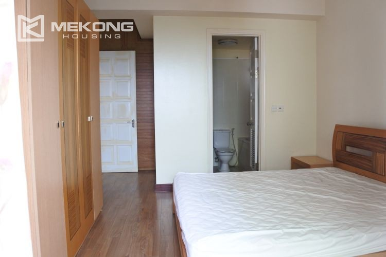 Modern 153 m2 apartment with 4 bedrooms for rent in E5 tower, Ciputra Hanoi 7