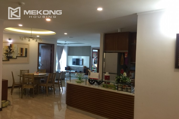 Modern and good quality apartment for rent in L tower Ciputra 1