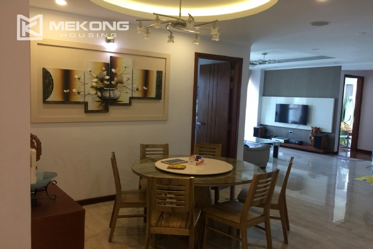 Modern and good quality apartment for rent in L tower Ciputra 2
