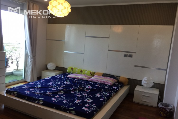 Modern and good quality apartment for rent in L tower Ciputra 5