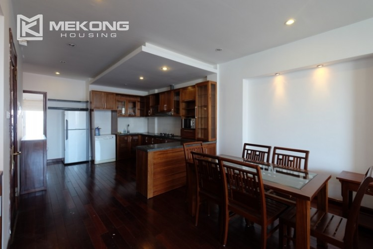 Modern and good quality apartment for rent inTay Ho street 10