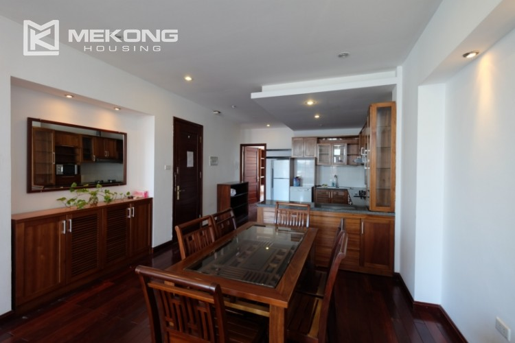 Modern and good quality apartment for rent inTay Ho street 9