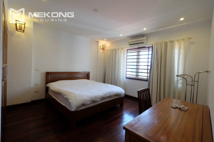 Modern and good quality apartment for rent inTay Ho street 25
