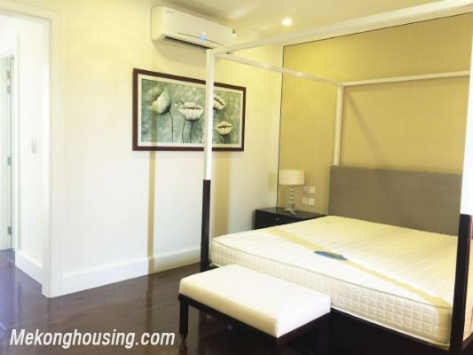 Modern and luxurious villas for rent in Hoa Sua area, Vinhomes riverside, Long Bien, Hanoi 8
