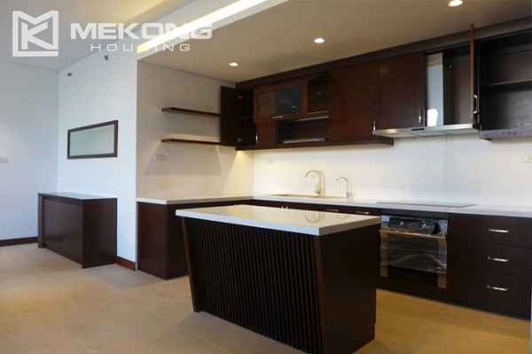 Modern apartment with 2 bedroom and big balcony for rent in Yen Phu village, Tay Ho 5