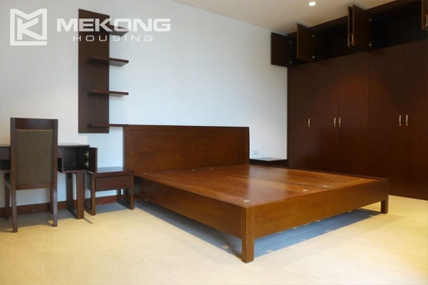 Modern apartment with 2 bedroom and big balcony for rent in Yen Phu village, Tay Ho 11