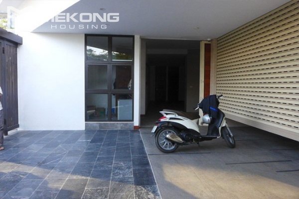 Modern apartment with 2 bedroom and big balcony for rent in Yen Phu village, Tay Ho 15