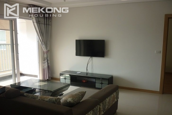 Modern apartment with 2 bedroom for rent in Golden Palace, Nam Tu Liem, Hanoi 2
