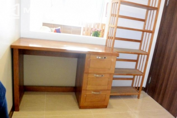 Modern apartment with 2 bedrooms for rent in Trang An Complex 8