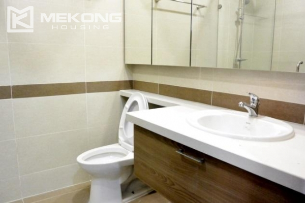 Modern apartment with 2 bedrooms for rent in Trang An Complex 9