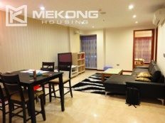 Modern apartment with 3 bedrooms and full furniture in L2 tower, Ciputra Hanoi