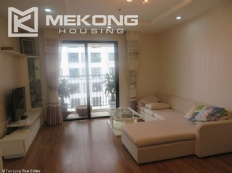 Modern apartment with 3 bedrooms for rent in Times City, Hai Ba Trung, Hanoi