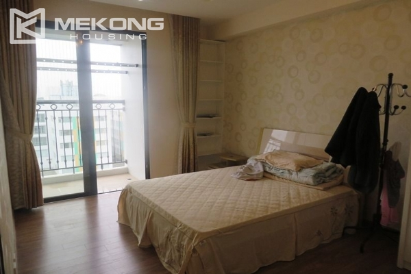 Modern apartment with 3 bedrooms for rent in Times City, Hai Ba Trung, Hanoi 10