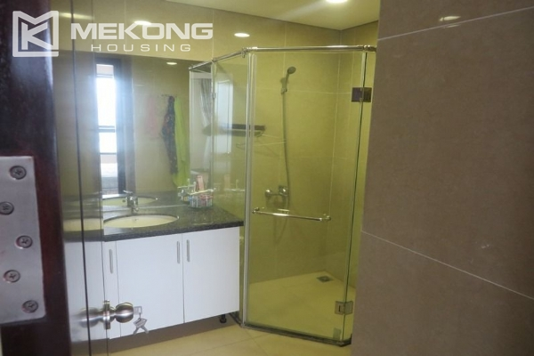Modern apartment with 3 bedrooms for rent in Times City, Hai Ba Trung, Hanoi 11
