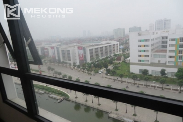 Modern apartment with 3 bedrooms for rent in Times City, Hai Ba Trung, Hanoi 12