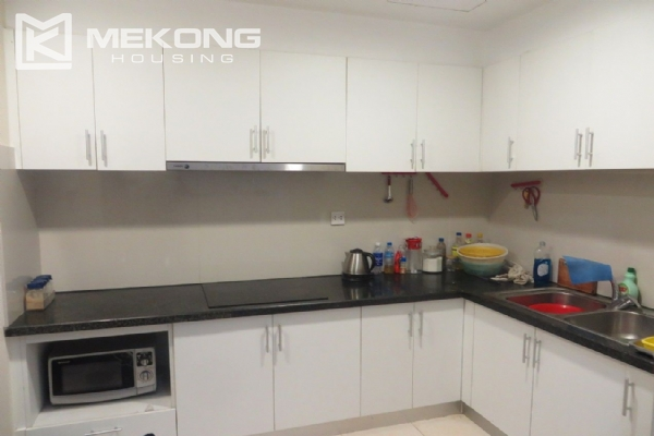 Modern apartment with 3 bedrooms for rent in Times City, Hai Ba Trung, Hanoi 4