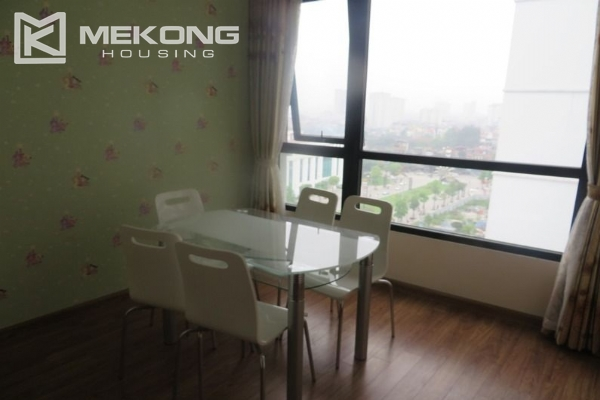 Modern apartment with 3 bedrooms for rent in Times City, Hai Ba Trung, Hanoi 5
