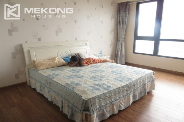 Modern apartment with 3 bedrooms for rent in Times City, Hai Ba Trung, Hanoi 6