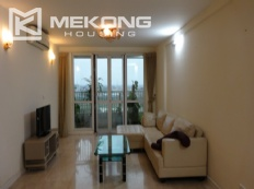 Modern apartment with 4 bedrooms and full furniture in P1 tower, Ciputra Hanoi