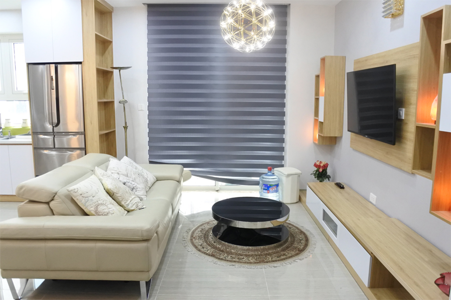 Modern design apartment with 2 bedroom on high floor in The Link L3 Ciputra Hanoi 1