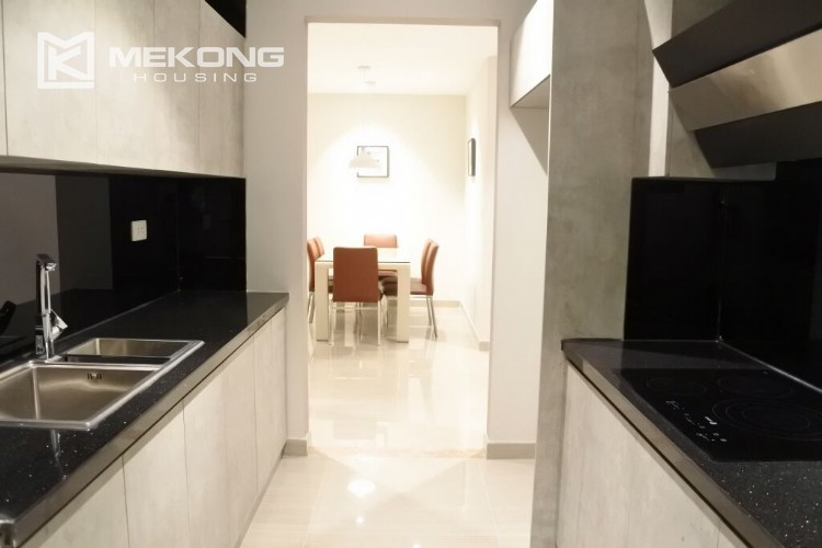 Modern design apartment with 3 bedrooms for rent in L3 The Link, Ciputra Hanoi 3