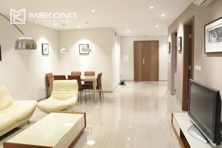 Modern design apartment with 3 bedrooms for rent in L3 The Link, Ciputra Hanoi 8