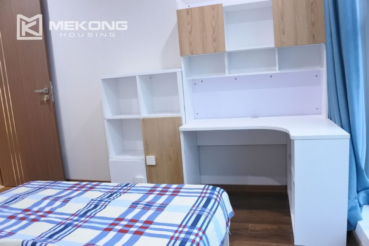 Modern design apartment with 3 bedrooms for rent in L3 The Link, Ciputra Hanoi 13