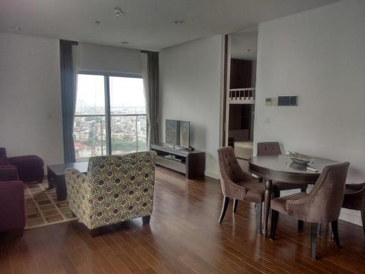 Modern furnished apartment with 2 bedrooms for rent at good price Lancaster Hanoi, 20 Nui Truc