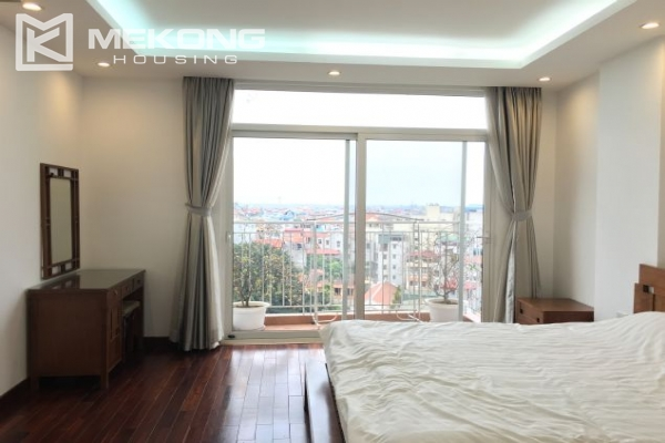Modern furnished apartment with 3 bedrooms and lake view  in Westlake area, Hanoi 8