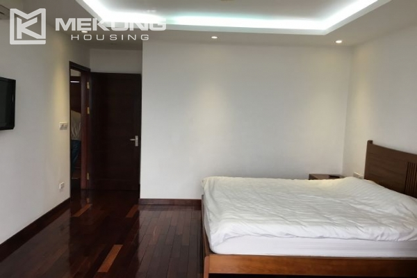 Modern furnished apartment with 3 bedrooms and lake view  in Westlake area, Hanoi 12