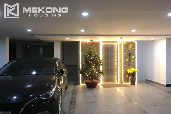 Modern furnished apartment with 3 bedrooms and lake view  in Westlake area, Hanoi 16