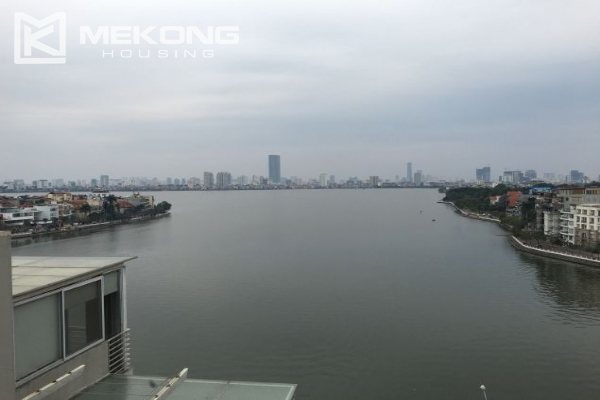 Modern furnished apartment with 3 bedrooms and lake view  in Westlake area, Hanoi 17