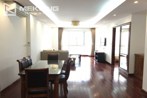 Modern furnished apartment with 3 bedrooms and lake view  in Westlake area, Hanoi 1