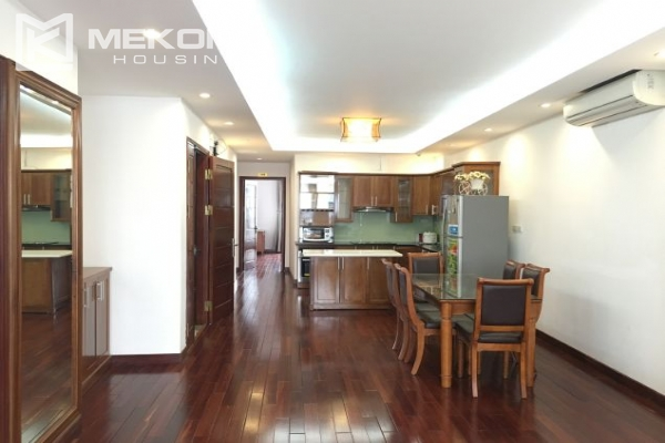 Modern furnished apartment with 3 bedrooms and lake view  in Westlake area, Hanoi 3