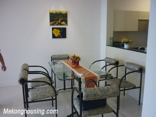 Modern furnished apartment with 3 bedrooms for rent at good price in Keangnam Landmark, Hanoi 6