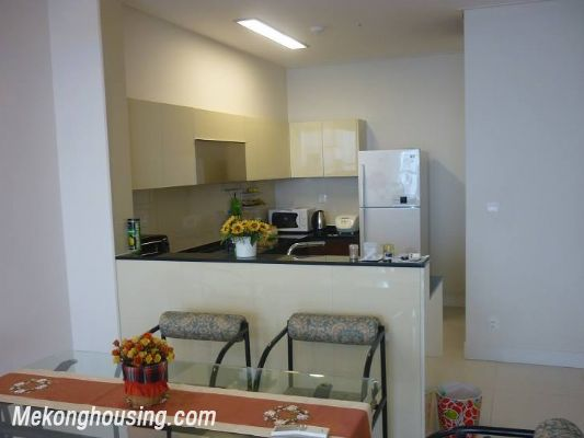 Modern furnished apartment with 3 bedrooms for rent at good price in Keangnam Landmark, Hanoi 5