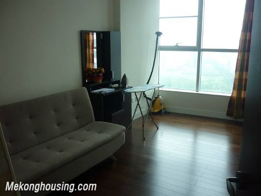 Modern furnished apartment with 3 bedrooms for rent at good price in Keangnam Landmark, Hanoi 14
