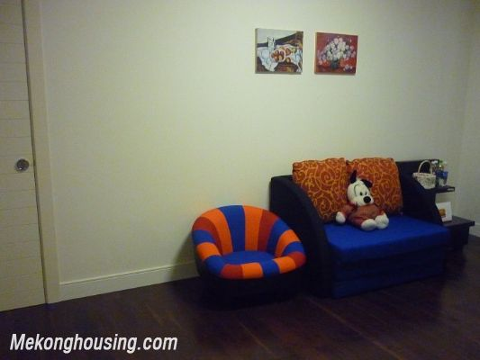 Modern furnished apartment with 3 bedrooms for rent at good price in Keangnam Landmark, Hanoi 15
