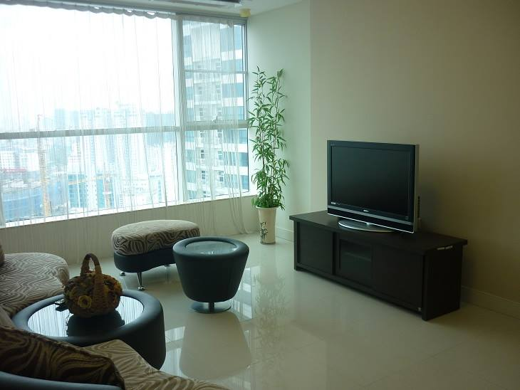 Modern furnished apartment with 3 bedrooms in Keangnam Landmark, Hanoi