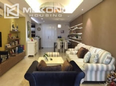 Modern furnished apartment with 2 bedrooms for rent in P2 Ciputra Ha Noi