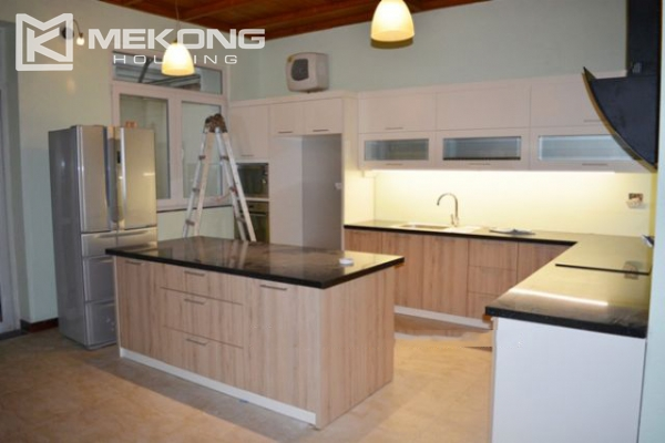 Modern furnished villa with 4 bedrooms for rent in T block, Ciputra Hanoi 4