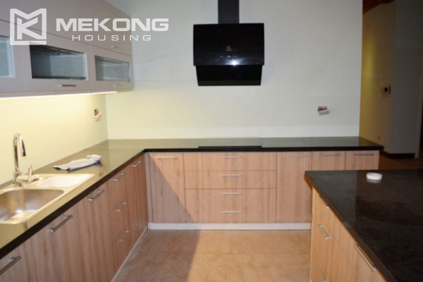 Modern furnished villa with 4 bedrooms for rent in T block, Ciputra Hanoi 6