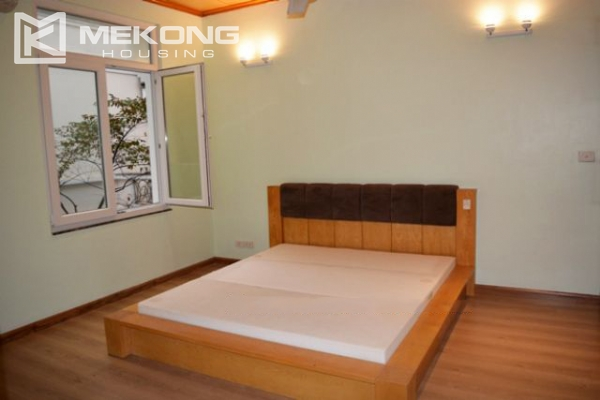 Modern furnished villa with 4 bedrooms for rent in T block, Ciputra Hanoi 10