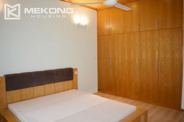 Modern furnished villa with 4 bedrooms for rent in T block, Ciputra Hanoi 11