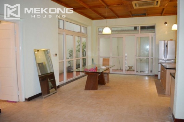 Modern furnished villa with 4 bedrooms for rent in T block, Ciputra Hanoi 8