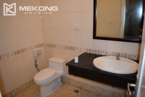 Modern furnished villa with 4 bedrooms for rent in T block, Ciputra Hanoi 9