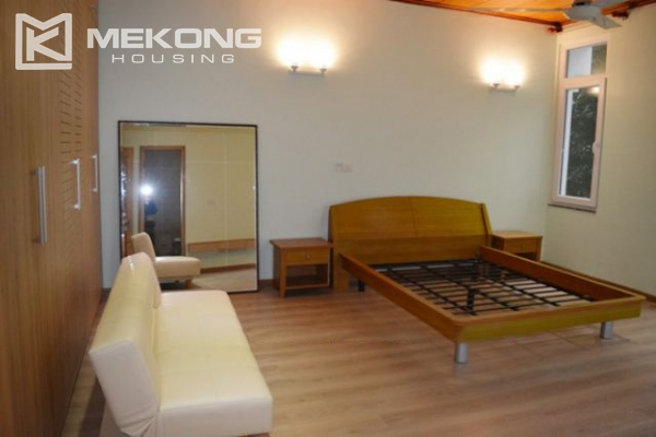 Modern furnished villa with 4 bedrooms for rent in T block, Ciputra Hanoi 16