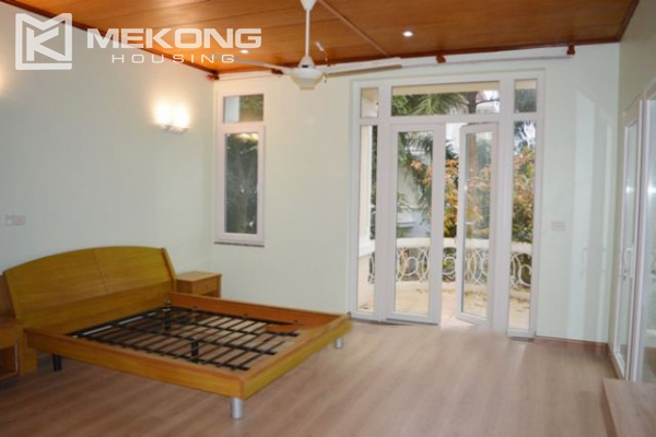Modern furnished villa with 4 bedrooms for rent in T block, Ciputra Hanoi 17