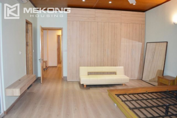Modern furnished villa with 4 bedrooms for rent in T block, Ciputra Hanoi 18