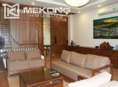 Modern house with 4 bedrooms for rent in Gamuda Gardens, Hoang Mai district